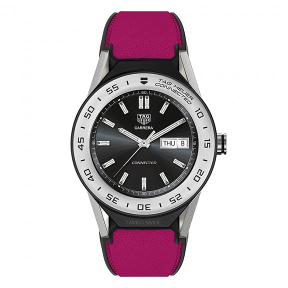 TAG Heuer-Connected Modular 41 50 M - 41 mm-SBF818001.11FT8040