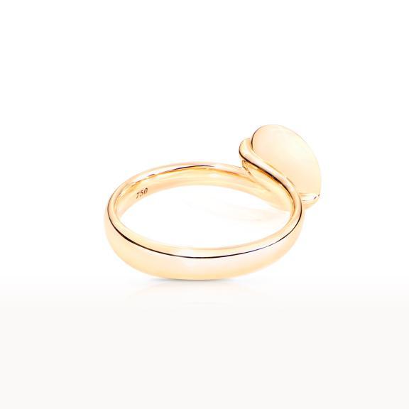 Tamara Comolli-BOUTON Ring small Peridot-R-BOU-s-Per-yg-3