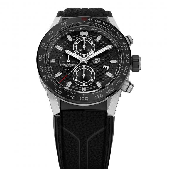 TAG Heuer-Carrera Calibre Heuer 01 Aston Martin Limited Edition-CAR2A1AB.FT6163-4
