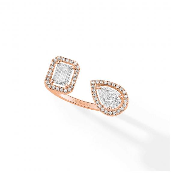 Messika-My Twin Toi & Moi Ring-06501-PG