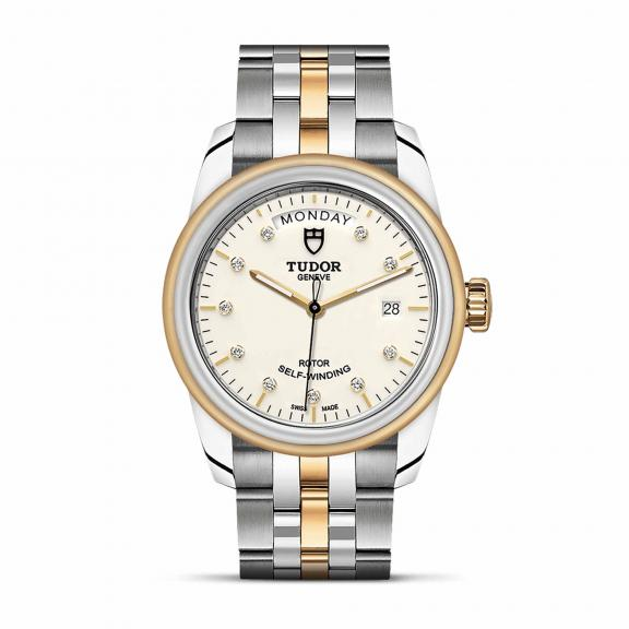 TUDOR-Glamour Date+Day-M56003-0113