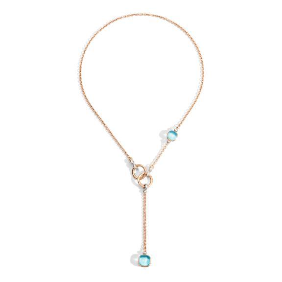 Pomellato-Nudo Halskette mit Anhänger-PCB9051O6000DB0OY