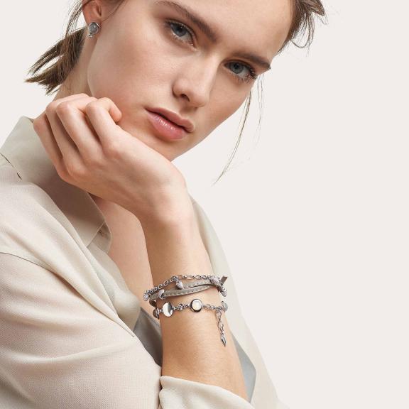 Tamara Comolli-BOUTON Armband Cashmere-B-BOU-Cas-Cl-wg-3