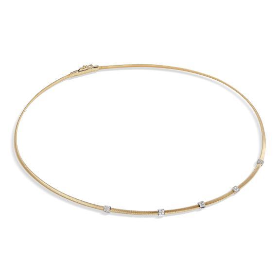 Marco Bicego-Masai Halskette-CG730 B YW M5