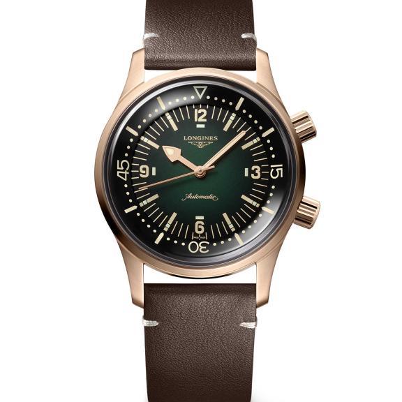Longines-The Longines Legend Diver Watch-L3.774.1.50.2-1