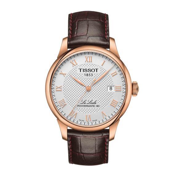 Tissot-Le Locle Powermatic 80-T006.407.36.033.00-1