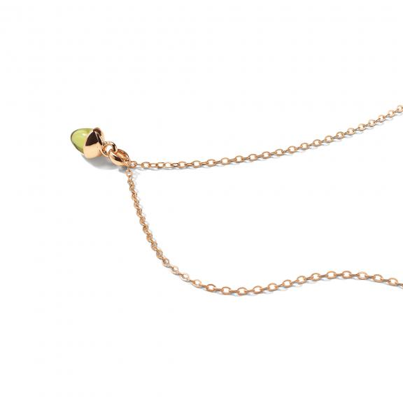 Tamara Comolli-myMIKADO Halskette Peridot-N-MM-Per-rg-2