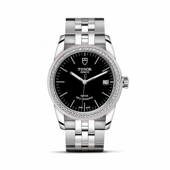TUDOR-Glamour Date-M55020-0008