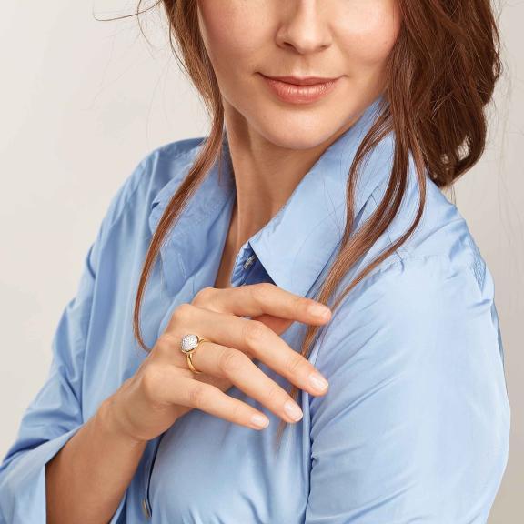 Tamara Comolli-Bouton Ring-R-BOU-l-p-yg-4