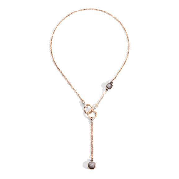 Pomellato-Nudo Halskette mit Anhänger-PCB9051O6000DBKOS