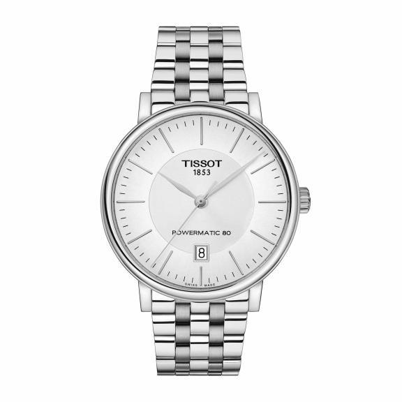Tissot-Carson Premium Powermatic 80-T122.407.11.031.00-1