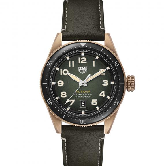 TAG Heuer-Autavia Isograph Bronze-WBE5190.FC8268