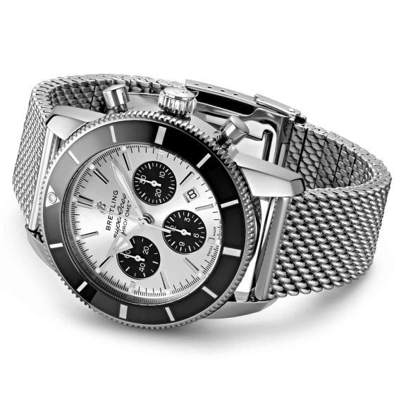 Breitling-Superocean Héritage II B01 Chronograph 44-AB0162121G1A1-3