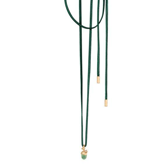 Ole Lynggaard Copenhagen-Design Armband aus Seide-A1907-412-2