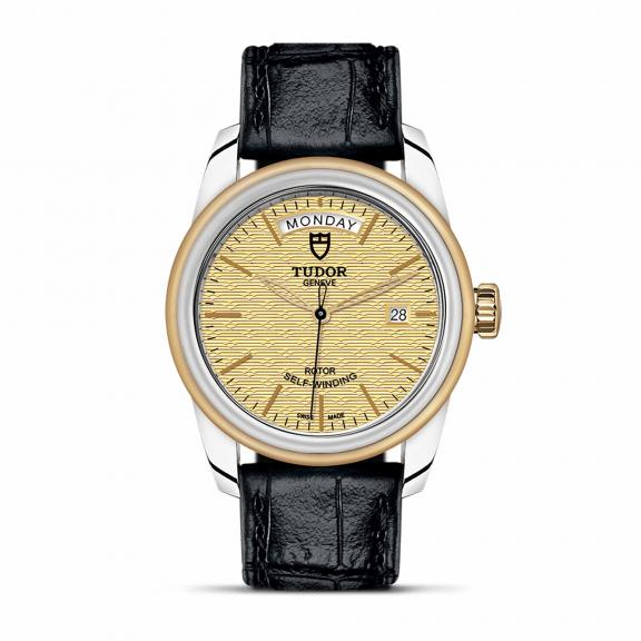 TUDOR-Glamour Date+Day-M56003-0010