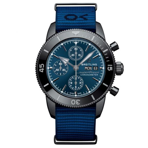Breitling-Superocean Héritage II Chronograph 44 Outerknown-M133132A1C1W1