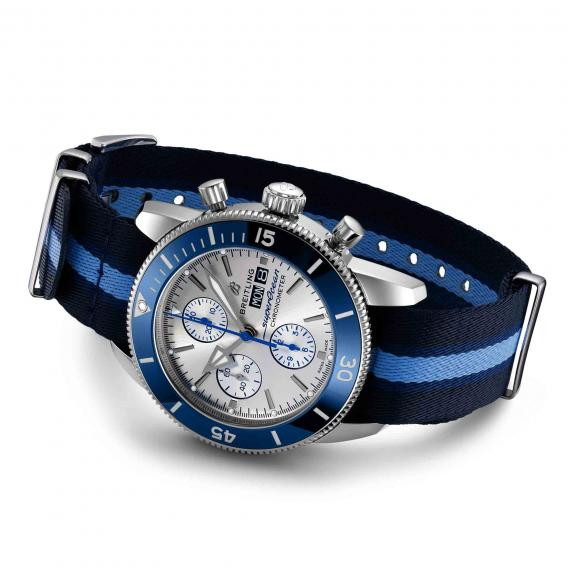 Breitling- Superocean Heritage Chronograph 44 Ocean Conservancy Limited Edition-A133131A1G1W1-4