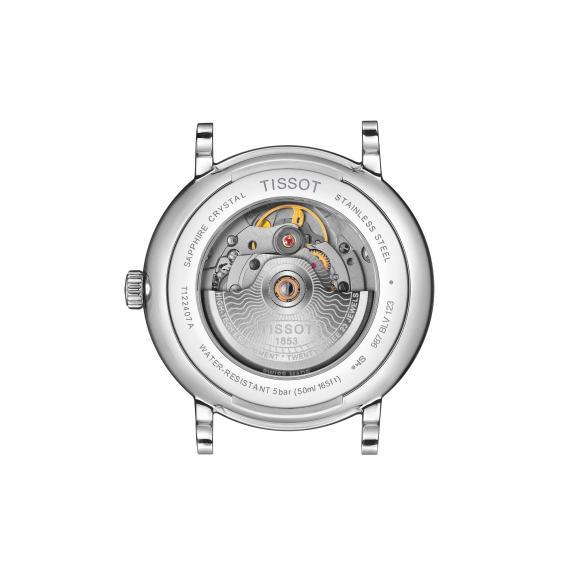 Tissot-Carson Premium Powermatic 80-T122.407.11.051.00-2