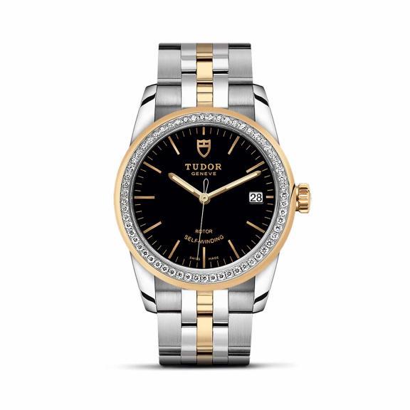 TUDOR-Glamour Date-M55023-0021