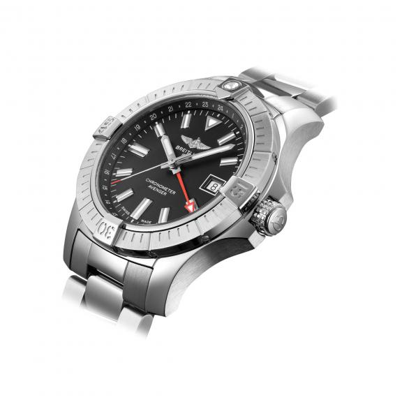 Breitling-Avenger Automatic GMT 43-A32397101B1A1-4