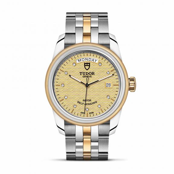 TUDOR-Glamour Date+Day-M56003-0004
