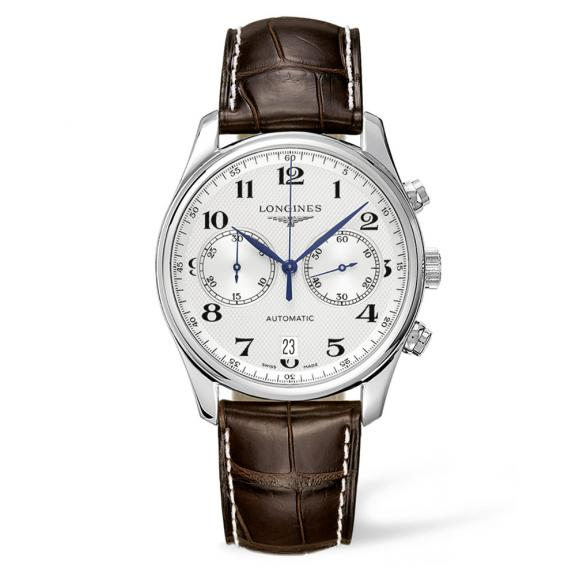 Longines-Master Collection Chronograph-L2.629.4.78.3