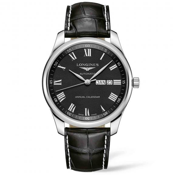 Longines-The Longines Master Collection-L2.920.4.51.7