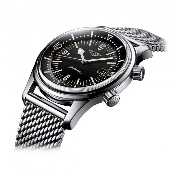 Longines-The Longines Legend Diver Watch-L3.774.4.50.6-4