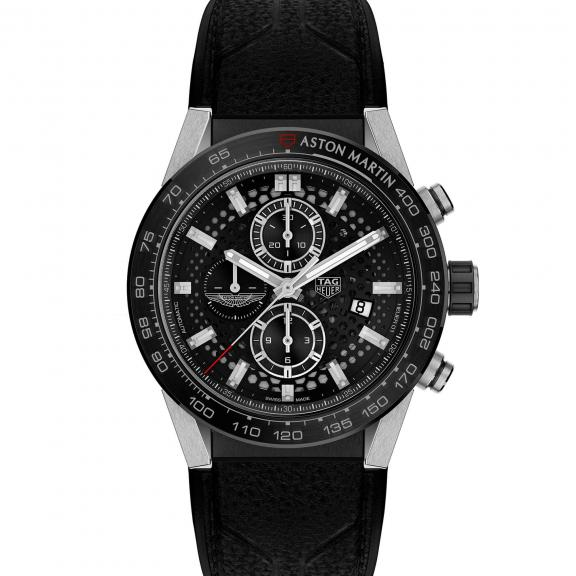 TAG Heuer-Carrera Calibre Heuer 01 Aston Martin Limited Edition-CAR2A1AB.FT6163-1