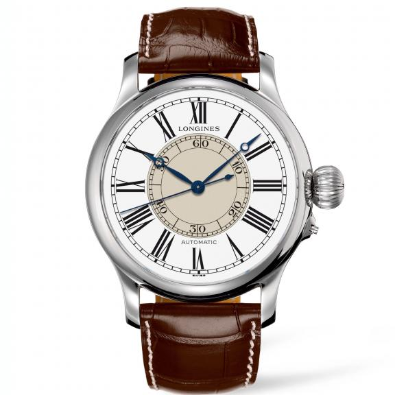Longines-The Longines Weems Second-Setting Watch-L2.713.4.11.0