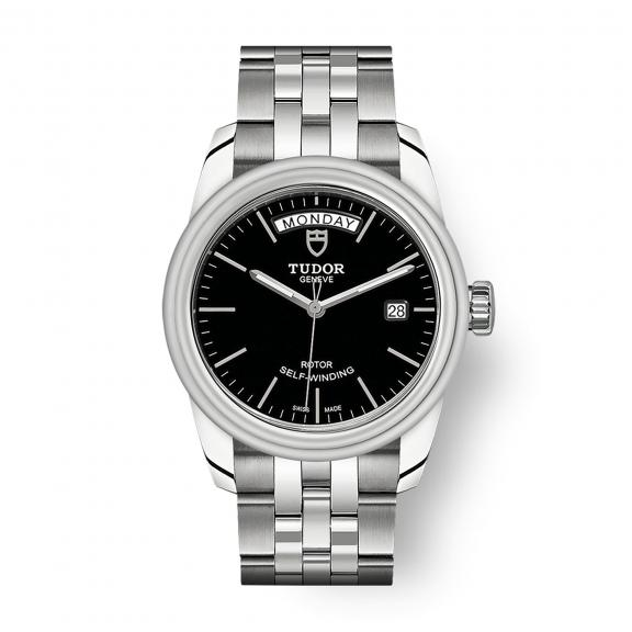 TUDOR-Glamour Date+Day-M56000-0007