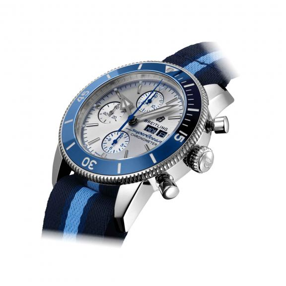 Breitling- Superocean Heritage Chronograph 44 Ocean Conservancy Limited Edition-A133131A1G1W1-3
