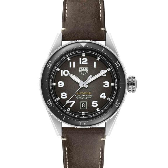 TAG Heuer-Autavia Calibre 5 Chronometer-WBE5114.FC8266
