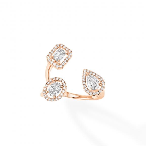 Messika-My Twin Trilogy Ring-06695-PG