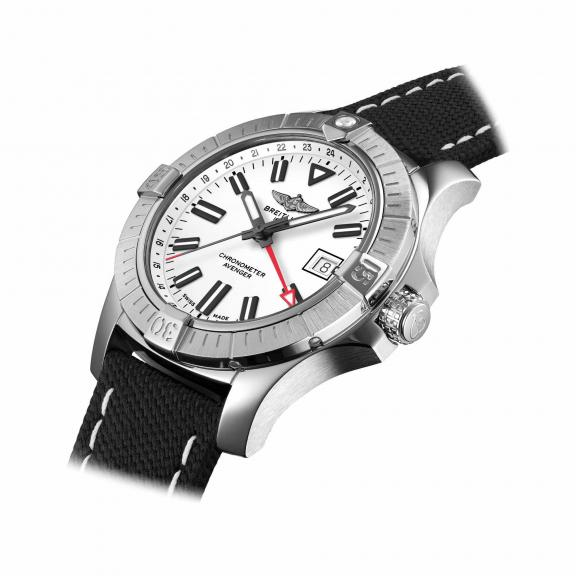 Breitling-Avenger Automatic GMT 43-A32397101A1X1-4