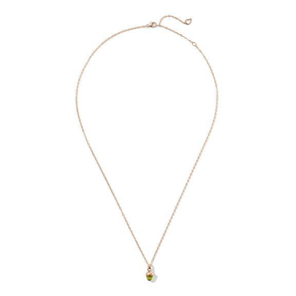 Tamara Comolli-myMIKADO Halskette Peridot-N-MM-Per-rg-1