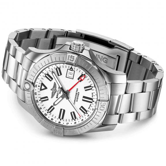 Breitling-Avenger Automatic GMT 43-A32397101A1A1-3