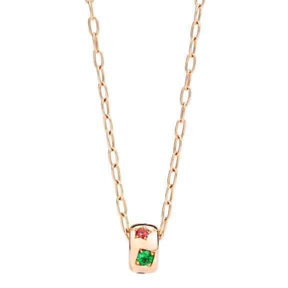 Pomellato-Iconica Halskette mit Anhänger-PCB9010O7000000VA