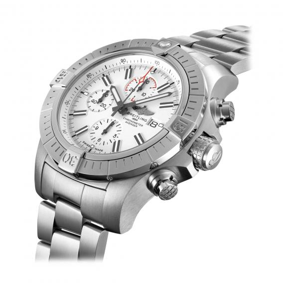 Breitling-Super Avenger Chronograph 48-A133751A1A1A1-4