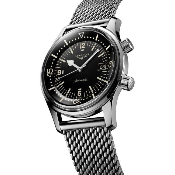 Longines-The Longines Legend Diver Watch-L3.774.4.50.6-2