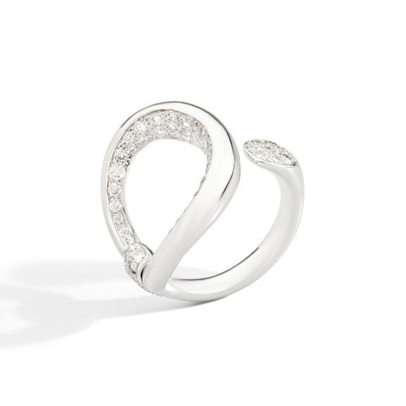 Pomellato-Fantina Ring-PAC0090O2WHRDB000