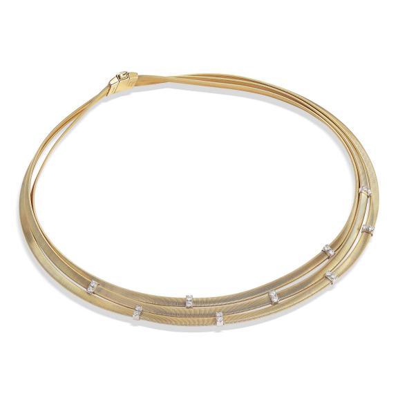 Marco Bicego-Masai Halskette-CG805 B YW M5