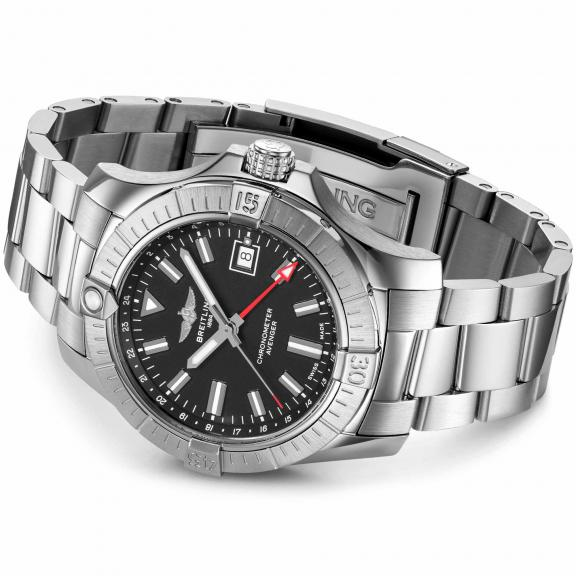 Breitling-Avenger Automatic GMT 43-A32397101B1A1-3