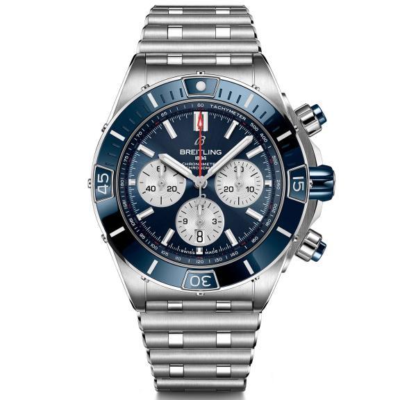 Breitling-Super Chronomat B01 44-AB0136161C1A1-1