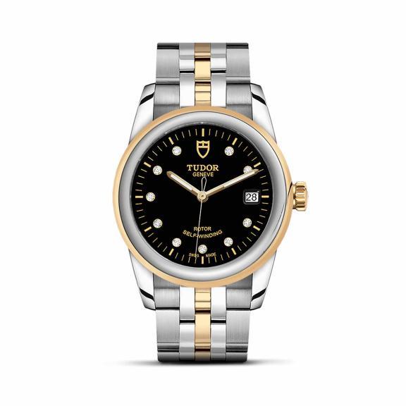 TUDOR-Glamour Date-M55003-0008