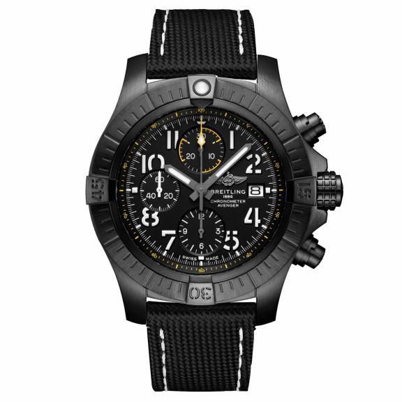 Breitling-Avenger Chronograph 45 Night Mission-V13317101B1X1