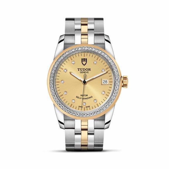 TUDOR-Glamour Date-M55023-0026