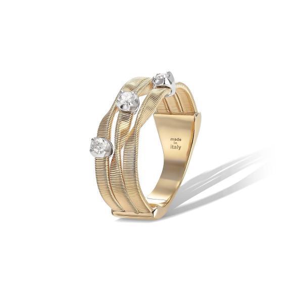 Marco Bicego-Marrakech Ring-AG158 B YW M5-1