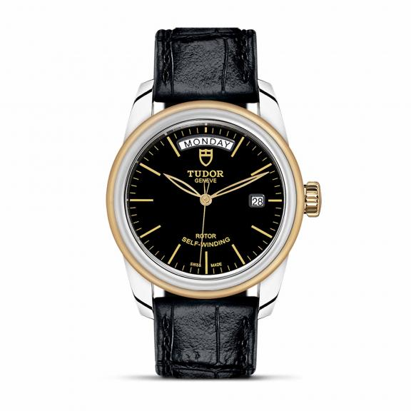 TUDOR-Glamour Date+Day-M56003-0040
