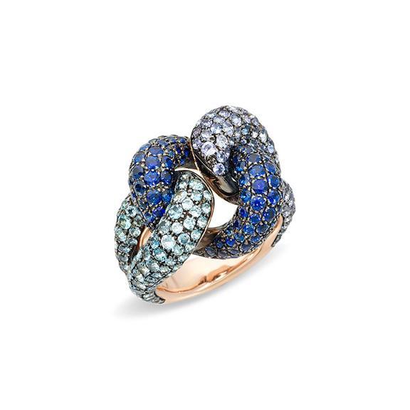 Pomellato-Ring Catene-PAB6061OADRK0TNZF